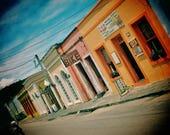 Morretes Print, Brazil Photography, Brazil Street Scene, Brazil Street Photography, Traditional Brazil, Brazilian Architecture, Brazil Gift