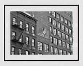 Tribeca New York Photography Print, New York Print, Tribeca Wall Art, Street Art Print, New York Poster, Living Room Wall Print, Decor