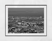 Hibernian FC Gift, Leith Edinburgh, Leith Photography Print, Easter Road Stadium Print, Leith Poster, Hibs Picture, Gift For Hibs Fan, Print