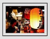 Tokyo Izakaya Print, Tokyo Photography, Golden Gai Tokyo, Japanese Restaurant Decor, Japan Poster, Japan Photography, Tokyo Print, Wall Art