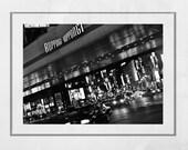 Roppongi Tokyo, Tokyo Poster, Tokyo Photography Print, Tokyo Print, Tokyo Gift, City Photography, City Print, Home Decor Wall Art, Decor