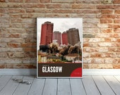 Glasgow Red Road Flats Brutalist Photography Print, Glasgow Fine Art Photography, Glasgow Gifts, Streets of Glasgow, Brutalist Photography