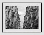 Naples Photography, Naples Poster, Naples Italy Photography Print, Italy Photography, Europe Photography, Street Photography, Wall Art, Gift