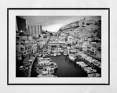 Marseille Vallon Des Auffes Photography Print, Marseille Print, Marseille Decor, Marseille Gift, Marseille Wall Art, Gallery Wall Prints