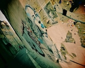 Marseille Street Art Photography Print