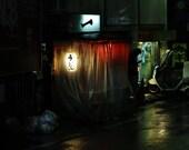 Tokyo At Night Print, Golden Gai Tokyo, Japan Poster, Japan Photography, Japan Print, Photo for Japanese Restaurant, Gallery Wall Prints