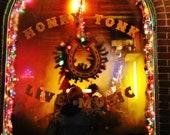 Honky Tonk Bar Photography Print, Skinny Dennis Williamsburg, Williamsburg Gift, Bar Photography Print, Bar Decor, Home Bar Decor, Brooklyn