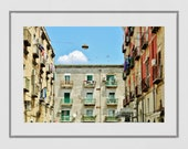 Naples Photography Print, Italy Photography, Europe Print, Naples Poster, Naples Wall Art, Naples Gift, Living Room Wall Print, Home Decor