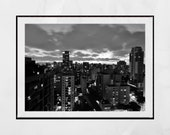 Sao Paulo Skyline Photography Print, Sao Paulo Poster, City Photography, Sao Paulo Gift, Home Decor Wall Art, Extra Large Wall Art, Decor