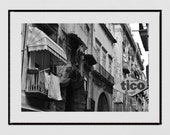 Naples Italy Photography Print, Street Photography, Naples Photography, Italy Photography, Naples Poster, Europe Photography, Wall Art, Gift