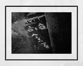 New York Street Photo, New York Photography Print, Radio City Music Hall Poster, New York Print, Street Photography Print, New York Poster