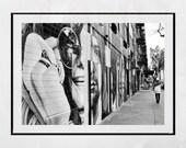 27 Club Print, New York Street Art, Janis Joplin Poster, Eduardo Kobra Mural, Street Art Print, Gift For Music Lover, Lower East Side