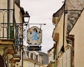Tours France Poster Patisserie Street Photography Print