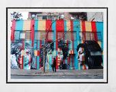 27 Club Eduardo Kobra Street Art Poster Photography Print