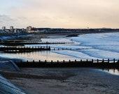 Aberdeen Beach Landscape Photo Print
