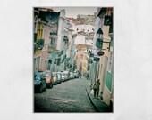 Salvador Brazil Photo, Salvador Bahia Photo, Salvador de Bahia Poster, Brazil Photography Print, Brazil Gift, Home Decor Wall Art, Decor