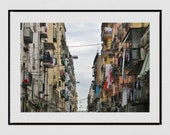 Naples Poster, Naples Photography, Naples Italy Photography Print, Italy Photography, Europe Photography, Street Photography, Wall Art, Gift