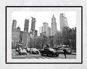 New York Print, New York Photography Print, New York Wall Art, New York Photo, New York Poster, New York Gift, Broadway New York City Print