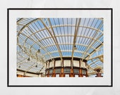 Wemyss Bay Station Print Victorian Architecture Wall Art
