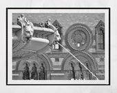 Templeton Carpet Factory Glasgow, Doulton Fountain Glasgow, West Brewery Glasgow, Glasgow Photography Print, Glasgow Poster, Glasgow Gift