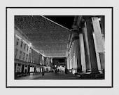 Glasgow Photography Print, Royal Exchange Square, Glasgow Poster, Glasgow Print, Glasgow Picture, Glasgow Photography, Glasgow Gift, Decor