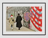 Brooklyn Street Art, Bushwick Brooklyn Print, Urban Prints, Urban Photography Print, Street Art Poster, Street Art Print, Hipster Wall Art
