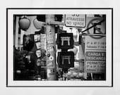 Liberdade Sao Paulo Photography Print, Sao Paulo Print, Sao Paulo Photo, Sao Paulo Poster, Sao Paulo Gift, Street Photography, Urban Print