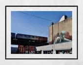 Bushwick Brooklyn Street Art Poster