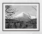 Isle of Arran Photography, Goatfell Arran, Landscape Photography, Scotland Photography, Arran Scotland, Mountain Photography, Arran Gift