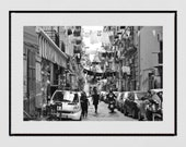 Naples Italy Photography Print, Naples Photography, Street Photography, Italy Photography, Europe Photography, Naples Poster, Wall Art, Gift