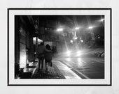 Seoul Photography Print, Seoul Print, Seoul Poster, Seoul Gift, Seoul Picture, Seoul South Korea, Korea Gift, Couple Print, Love Print