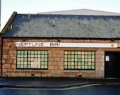 Neptune Bar Aberdeen Photography Print
