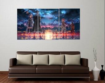 SAO: Sword Art Online, 3 Pieces Set