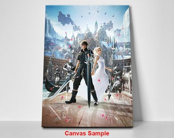 Final Fantasy XV Noctis and Luna Limited Edition