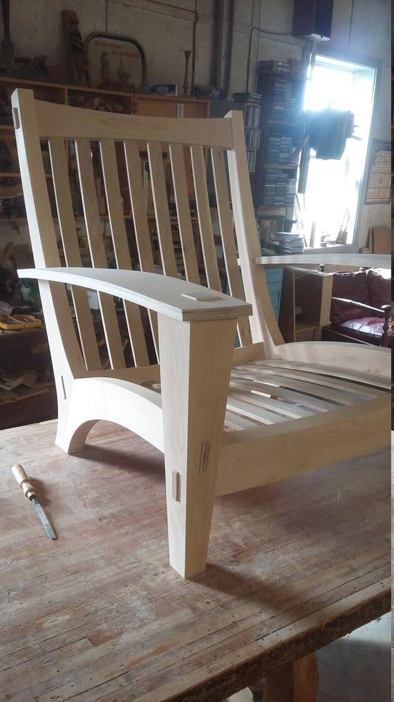 5 Piece Set Aldo Leopold Maple Chairs Sofas