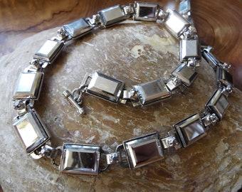 9ebc323b1b1 Otazu Rodrigo ketting ~ Swarvoski kristal ketting ~ Otazu tederheid ketting