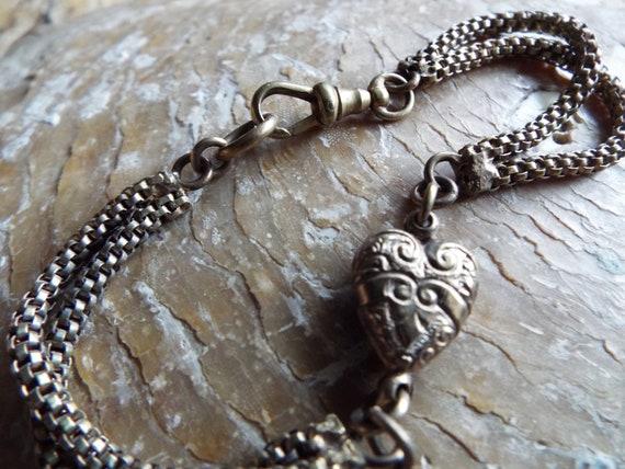 Antique Sweetheart Bracelet~Victorian Sweetheart B
