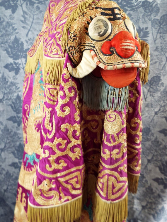 Antique Chinese Opera Costume~Qing Dynasty Opera C