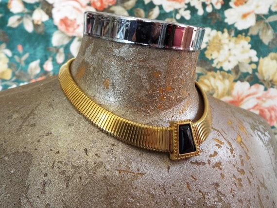 Vintage Monet Collar~1960s Monet Necklace~1960s Mo