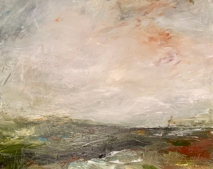 Under a Constable Sky-Available through The Gallery Snape Maltings