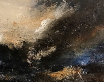 Nocturne-Available through The George Farmham Gallery only