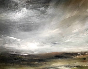 Saddleworth-Available through Mall Galleries Buy Art only