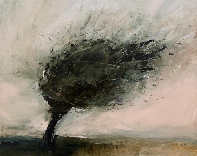 The Windswept Tree SOLD