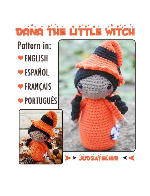 Crochet Halloween Amigurumi Free Patterns Instructions | Idées de ... | 745x570