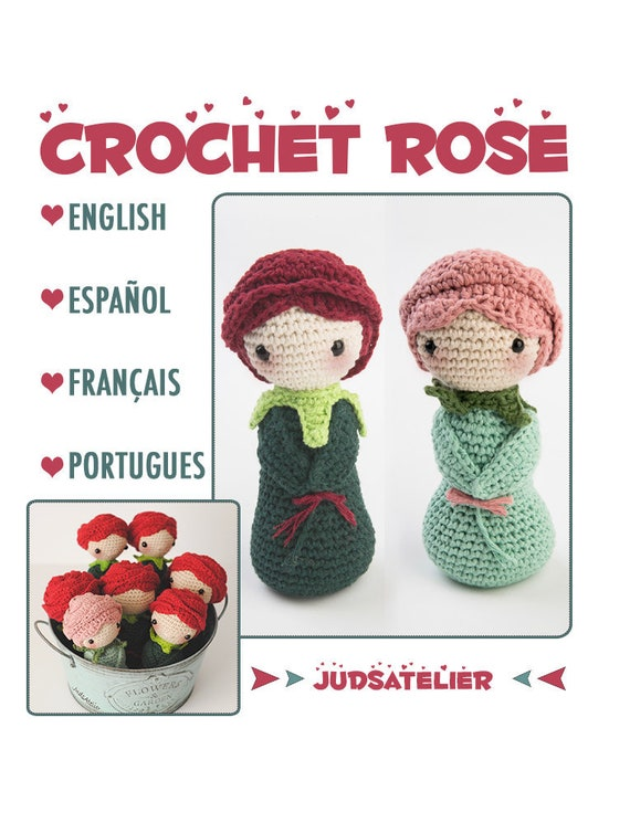 AMIGURUMI DOLL PATTERN • Evy the doll • crochet pattern • Instant ... | 745x570