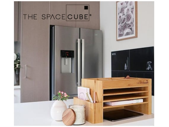 Sensational Kitchen Bench Storage Entryway Organiser Family Home Command Centre Wood Kitchen Caddy And Docking Station Pdpeps Interior Chair Design Pdpepsorg