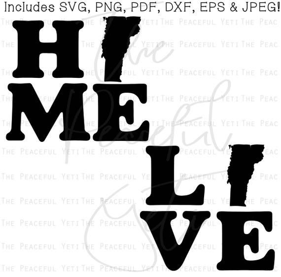 Instant Download jpeg png svg pdf eps dxf State with Name Illinois State SVG