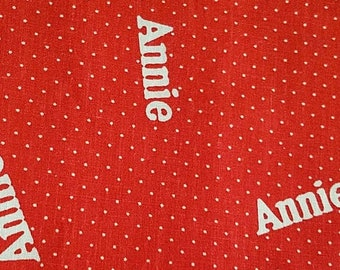 Annie Fabric