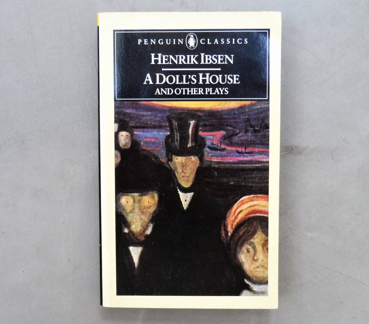 Henrik Ibsen A Dolls House And Other Plays Penguin Etsy