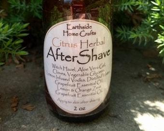 Citrus Herbal Aftershave